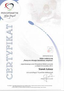 LEK. DENT. ŁUKASZ STANEK - Plastyczna chirurgia śluzówkowo-dziąsłowa