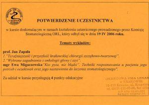 LEK-DENT-MACIEJ-OPACH-Krakowska-chirurgia-szczekowo-twarzowa