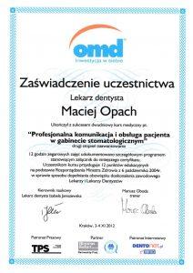 LEK-DENT-MACIEJ-OPACH-Profesionalna-komunikacja-i-obsluga-pacjenta-w-gabinecie-stomatologicznym