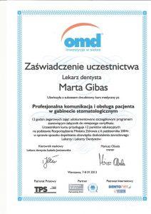 marta-gibas-ortodoncja
