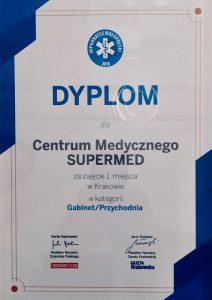 dyplom hipokrates małopolski